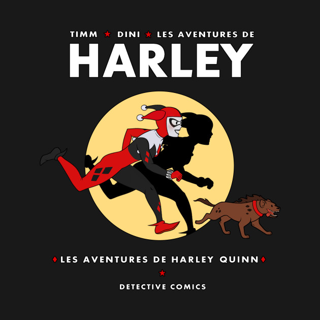 The Adventures Of Harley Quinn