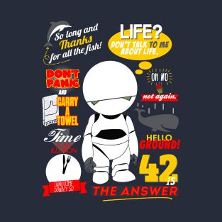 42 t-shirts