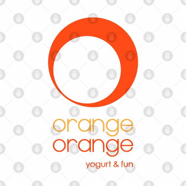 Orange Orange - Pocket Tee