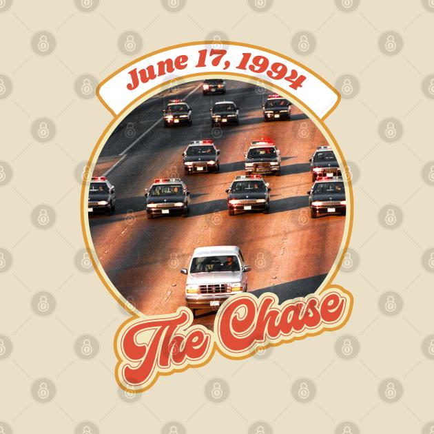 Retro The Chase OJ 1994 Infamy Design