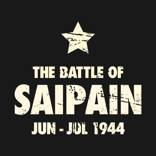 Battle Of Saipan - World War 2 / WWII