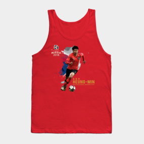 c48e0584d67cec Son Heung-Min Tank Top. by riphan01.  20. Main Tag World Cup 2018 ...