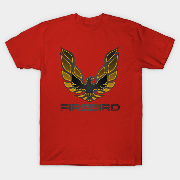 Firebird Flames Adult Tank Top Pontiac
