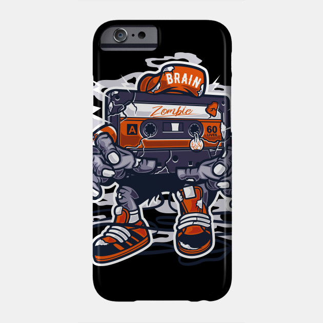 Zombie Halloween t shirts Phone Case