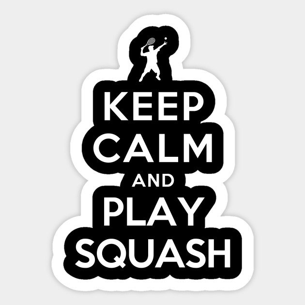 Keep Calm and Squatch On!