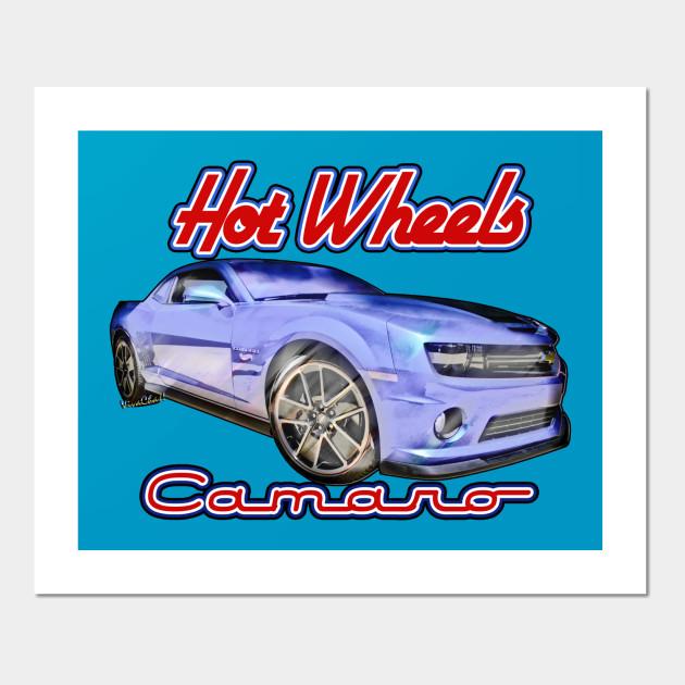 What Does Camaro Mean >> 2013 Hot Wheels Camaro Redux