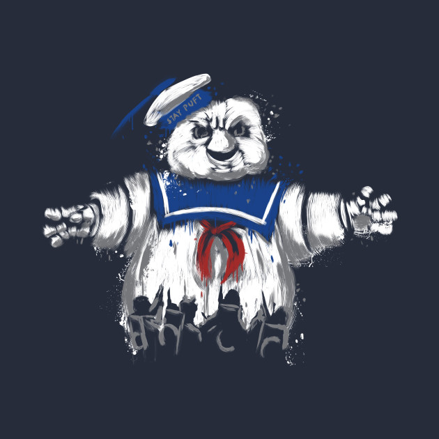 Fight The Puft T-Shirt