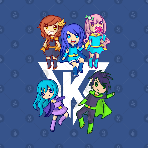 Funneh and the Krew Cartoon