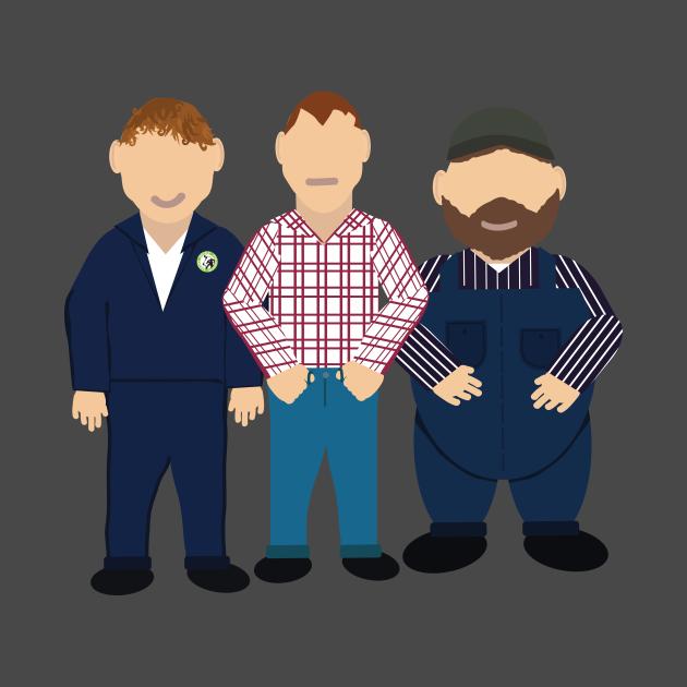 Letterkenny Hick Boys