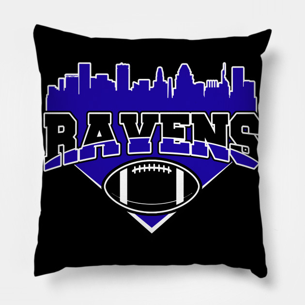 Ravens Football Shirt, Skyline Football Team Shirt