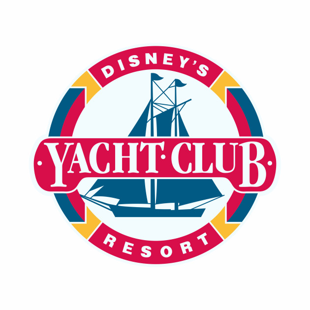 Yacht Club Resort Emblem