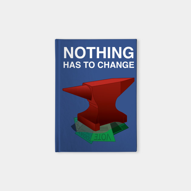 Nothing has to change.