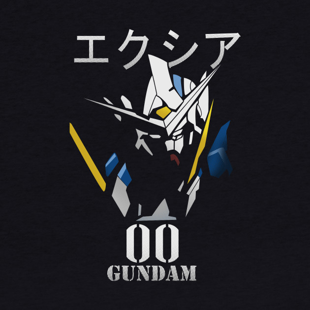 Exia 00 Gundam Mobile Suit