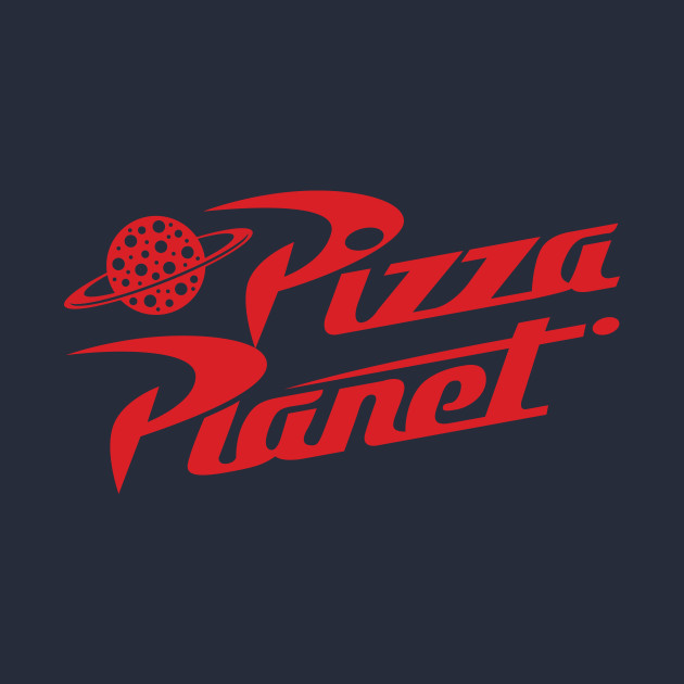 Pizza Planet Toy Story T Shirt Teepublic