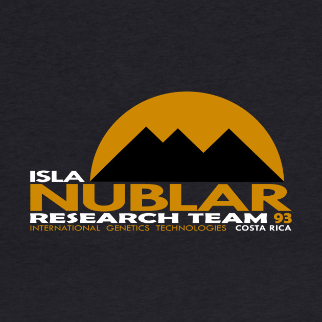 Isla Nublar Research Team 93