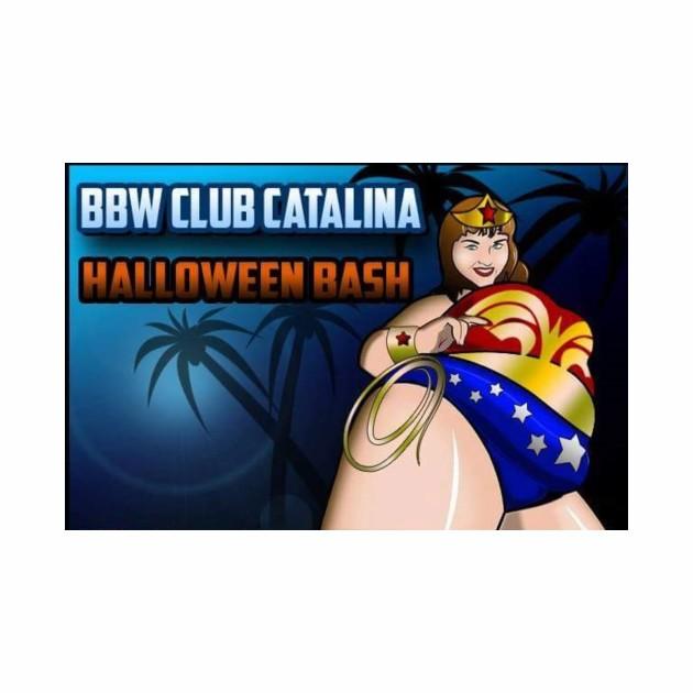 BBW CLUB CATALINA'S HALLOWEEN BOO BASH