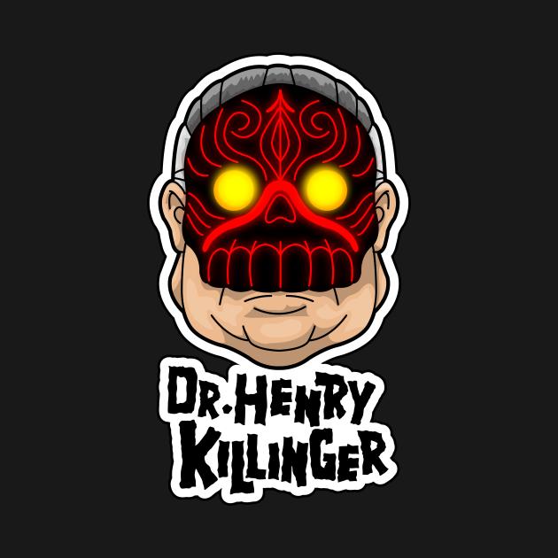 Venture Bros - Dr Killinger