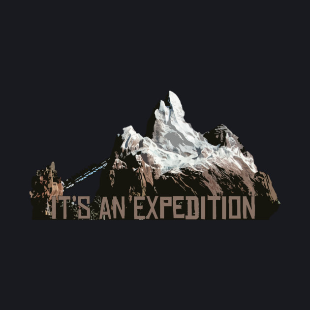 It's An Expedition