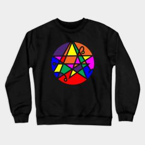 Necronomicon Sigil of the Gateway T Shirt HP Lovecraft 666 Satanic Cthulhu Tee