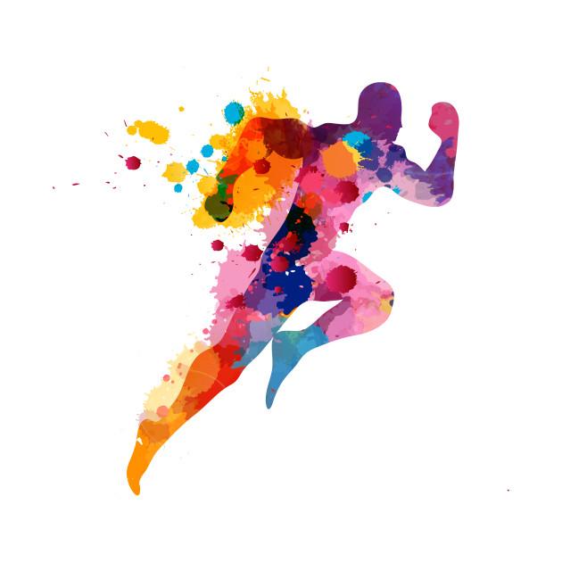 Splash runner