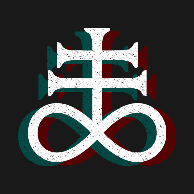 Leviathan Cross Satanism And The Occult Leviathan Cross T
