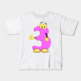 Main Tag Birthday Kids T Shirts