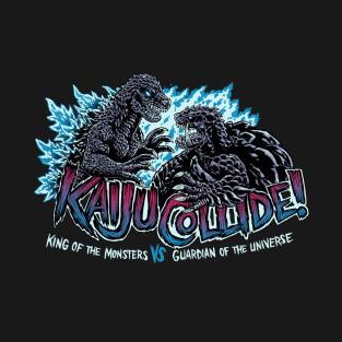 Kaiju Collide t-shirts