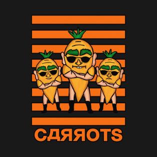 CARROTS t-shirts