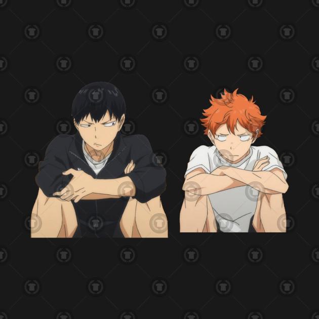 Tobio and Shoyo