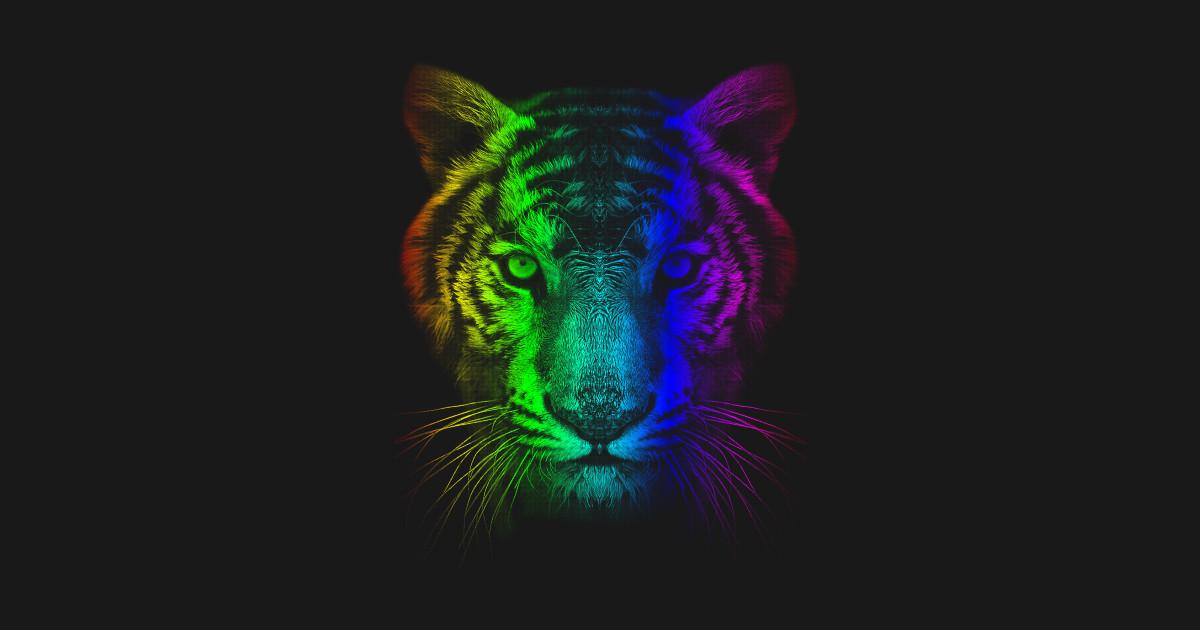 Tiger face by marsdk