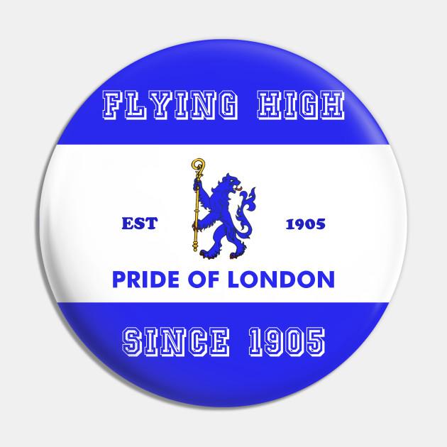 Chelsea London Pin
