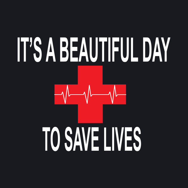 Grey's Anatomy - Its A Great Day To Save Lives