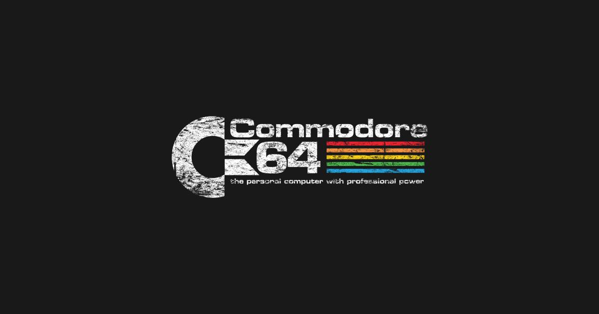commodore 64 commodore 64 tshirt teepublic