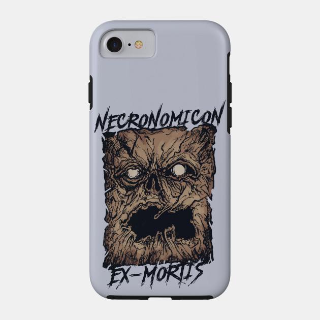 Necronomicon ex mortis iPhone 11 case