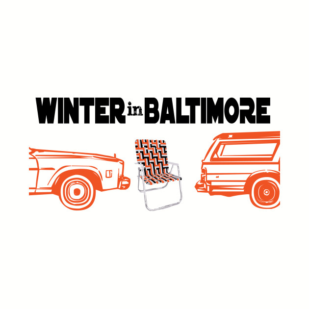 Baltimore Winter