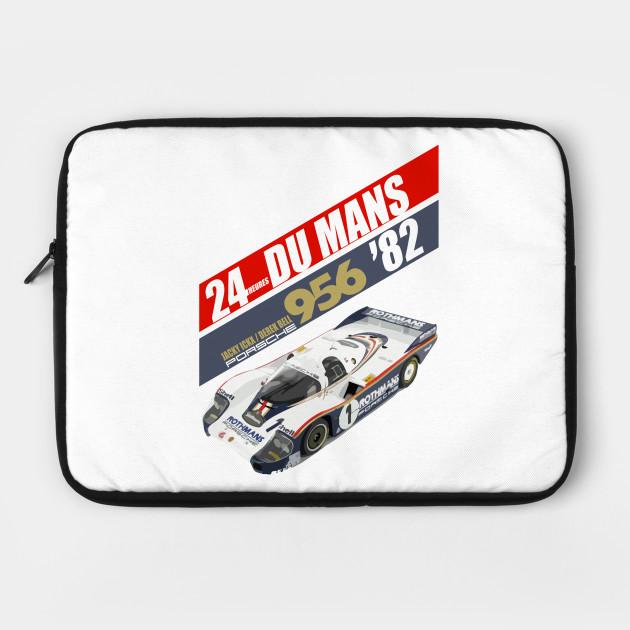Le Mans 24 Hours Porsche 956