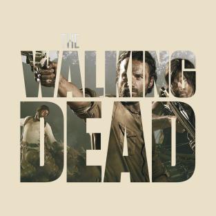 The Walking Dead Season 6 t-shirts