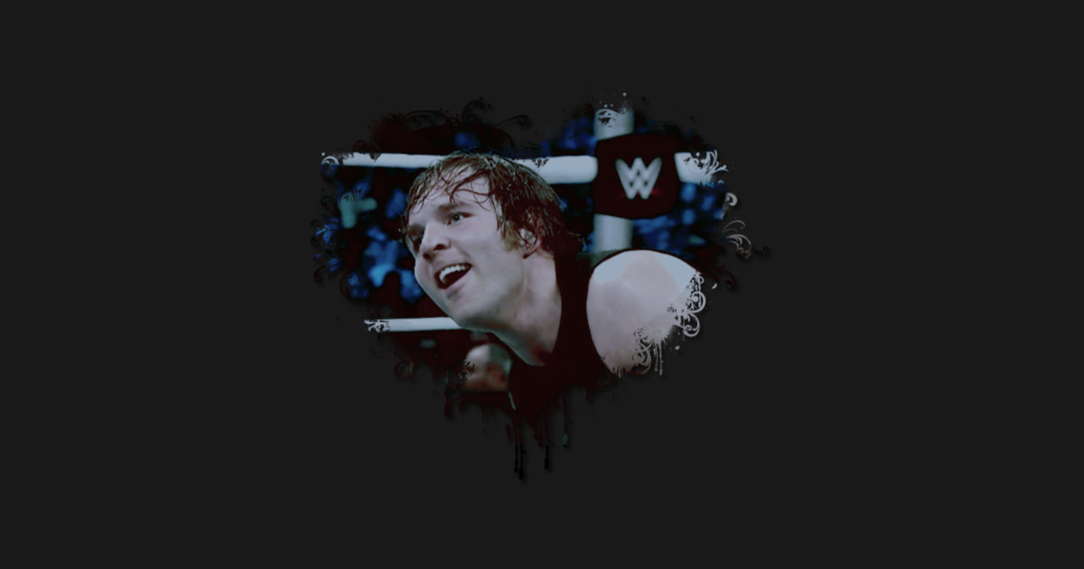 I Heart Dean Ambrose by minamikaome