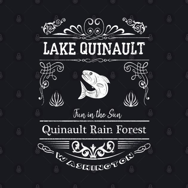 Lake Quinault Washington