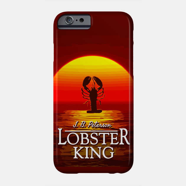 Jordan Peterson Lobster King - Top Lobster - Top Lobster - Phone ... b09f79d3143b