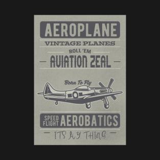 6075d978 Aviation T-Shirts | TeePublic