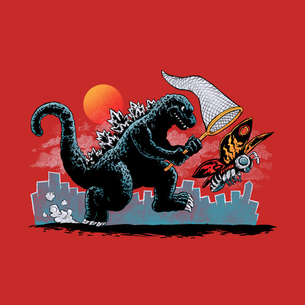 Catching Kaiju