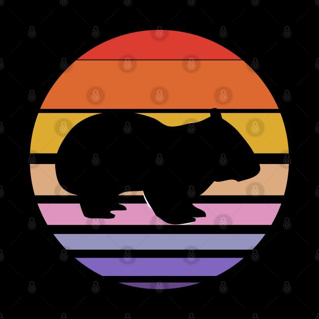 Funny Wombat Shirt