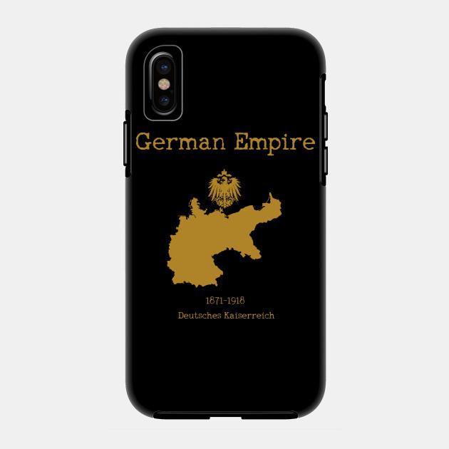 coque iphone 8 kaiserreich