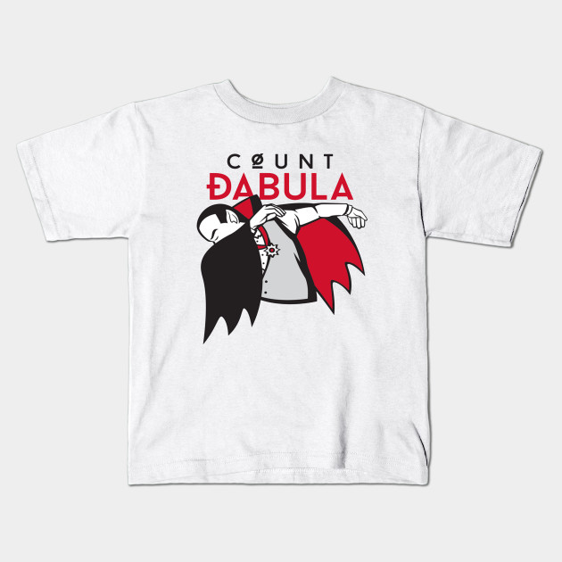 2974212d Count Dabula - Count Dabula - Kids T-Shirt | TeePublic