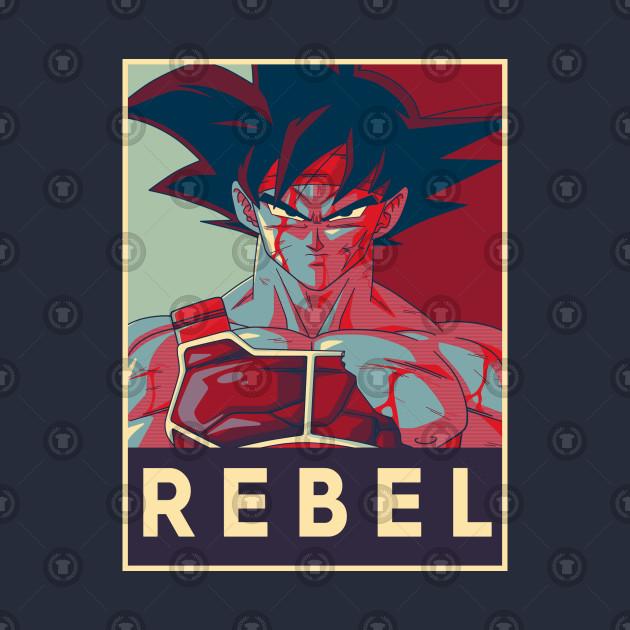 Rebel Bardock