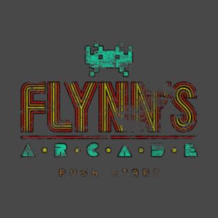 Flynn's Arcade - Vintage t-shirts