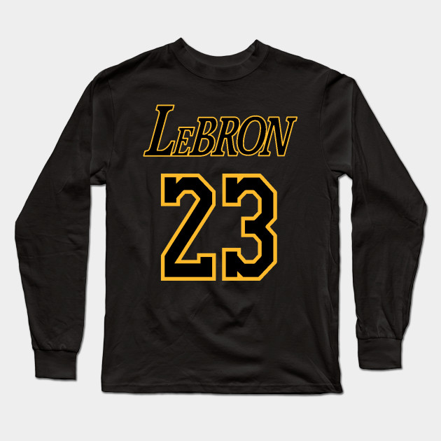 timeless design c9a1f f9385 LeBron Black Jersey (Shirsey)