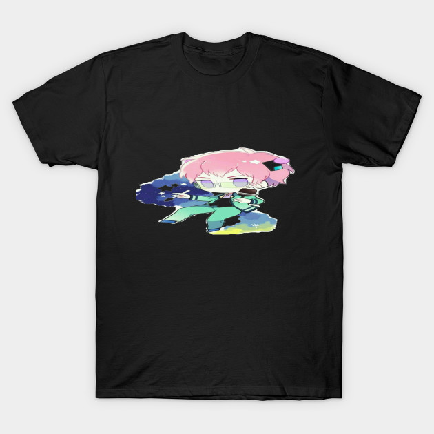 Coffee Jelly chibi - Saiki K - T-Shirt | TeePublic