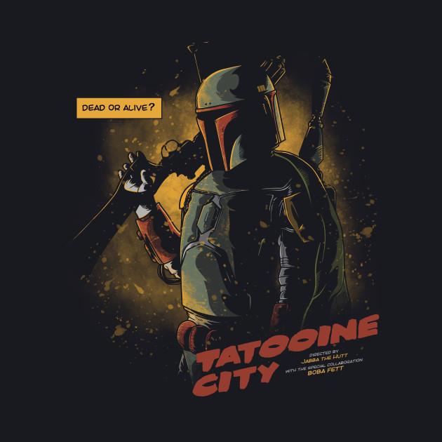 Tatooine City
